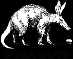 Boba Guys Logo