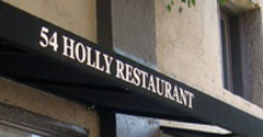 54 Holly Restaurant