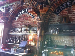 Loring Cafe Interior Shot #1