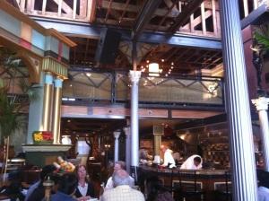 Loring Cafe Interior #2