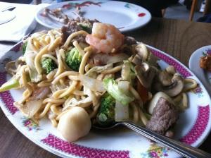 Ben's Chow Mein