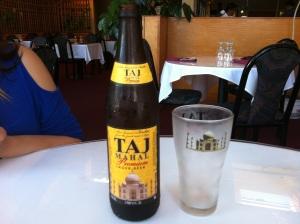 Taj Mahal Premium Beer