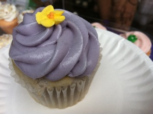 The Taro Cupcake, did it live up to my standards?