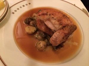 Poulet Roti Grand-Mere (piece a la resistance)