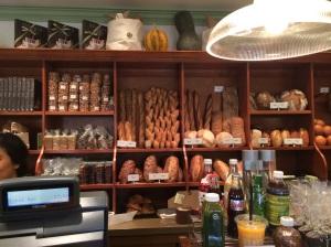 Interior of Bouchon Bakery