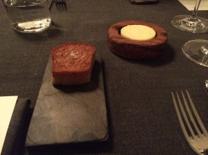 Carroway Toast with Strauss Buttermilk
