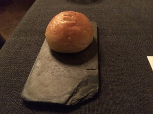 Brioche roll, nothing stellar until..