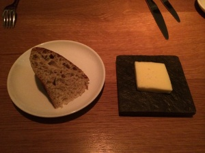 Bread and Creamy Butter
