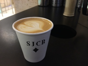 SJCB's House Latte (Top Three in North America (US and Canada) respectively.