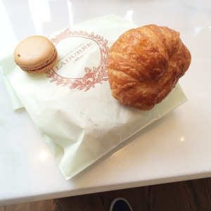 Simple Delights: Well Crafted Macarons at one of the best Croissants in the U.S.