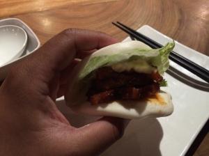 Ippudo NYC's: Pork Hirata Buns