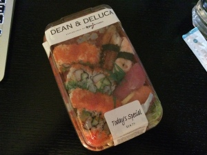 Rosanjin x Dean & DeLuca, part of what I lived on for the past two weeks.. much thanks!
